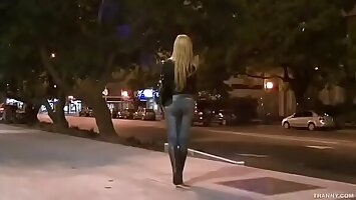 Tranny hooker Danielle