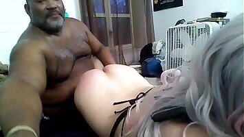 TS Kassi Spanking Time